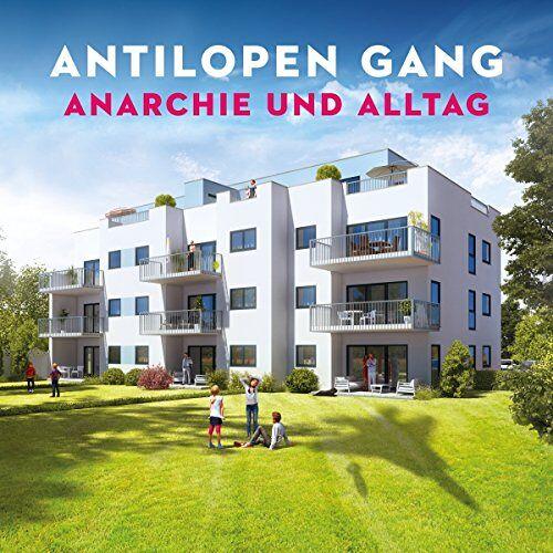 Antilopen Gang - Anarchie und Alltag - Preis vom 05.05.2021 04:54:13 h