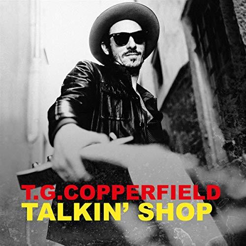 T.G.Copperfield - Talkin' Shop - Preis vom 11.05.2021 04:49:30 h