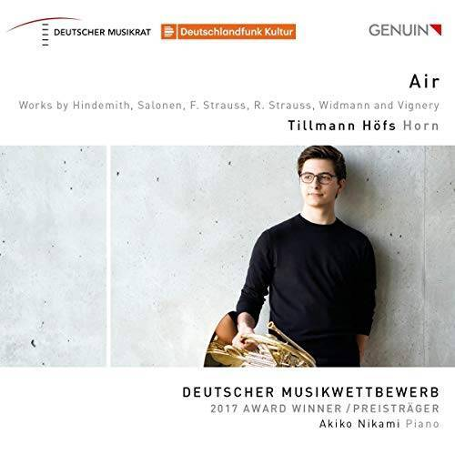 Tillmann Höfs (Horn) - Tillmann Höfs - Dt. Musikwettbewerb - 2017 Award Winner - Preis vom 13.05.2021 04:51:36 h
