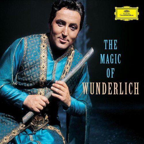 Wunderlich - The Magic of Wunderlich (2CD + DVD) - Preis vom 26.02.2021 06:01:53 h