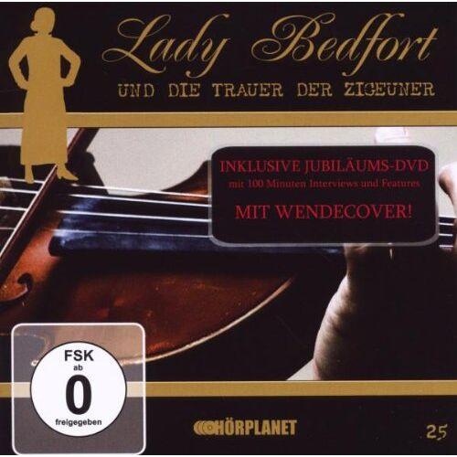 Lady Bedfort - Die Trauer der Zigeuner (25) (CD+Dvd) - Preis vom 31.03.2020 04:56:10 h