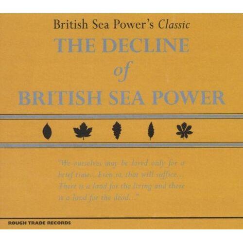 British Sea Power - The Decline of the British Seapower - Preis vom 22.06.2020 05:06:30 h