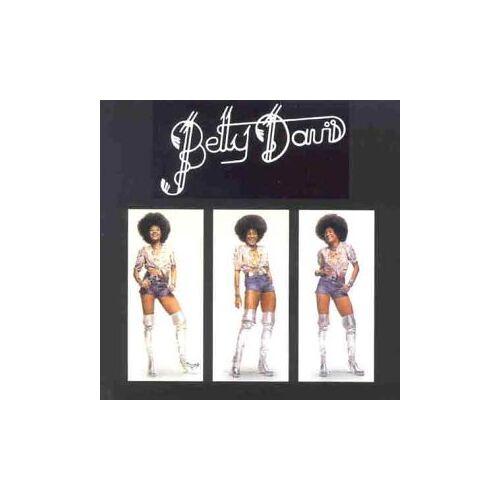 Betty Davis - Betty Davis (UK Import) - Preis vom 08.05.2021 04:52:27 h