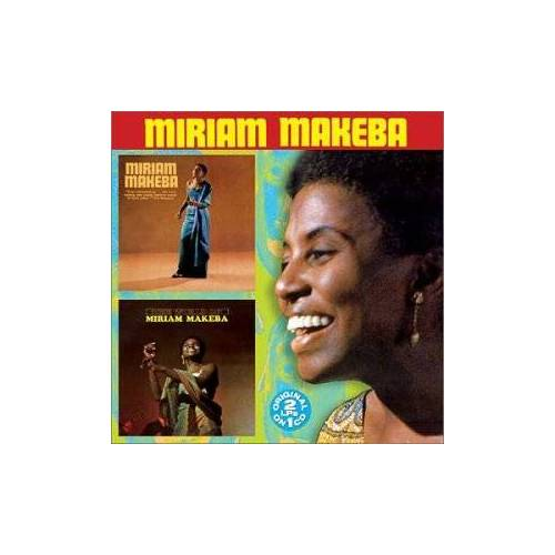 Miriam Makeba - Miriam Makeba/World of Miriam - Preis vom 20.10.2020 04:55:35 h