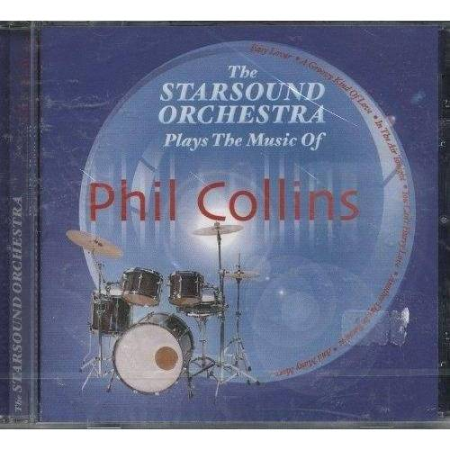 Starsound Orchestra - Starsound Orchestra Plays Phil - Preis vom 13.04.2021 04:49:48 h