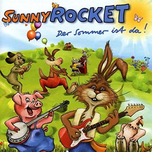 Sunny Rocket - Der Sommer ist da - Preis vom 07.05.2021 04:52:30 h