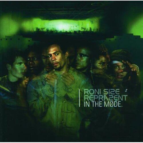 Roni Size/Reprazent - In The Mode - Roni Size Reprazent CD - Preis vom 19.01.2020 06:04:52 h