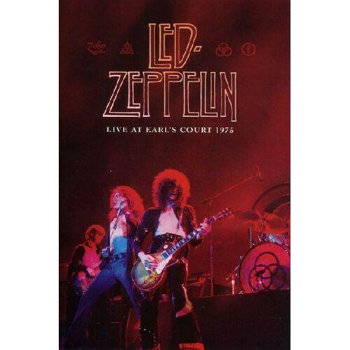 Led Zeppelin - Led Zeppelin Live at Earl's Court, 1975 - Preis vom 25.03.2020 05:53:52 h