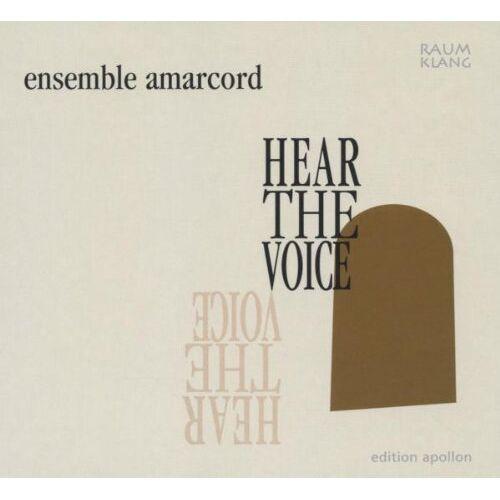 Amarcord - Hear the Voice - Preis vom 05.12.2019 05:59:52 h