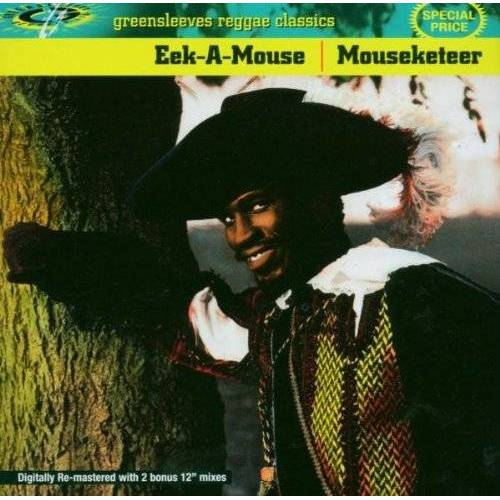 Eek-a-Mouse - Mouseketeer - Preis vom 22.01.2021 05:57:24 h
