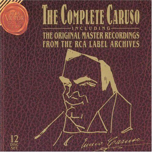 Enrico Caruso - Caruso-Comp - Preis vom 03.03.2021 05:50:10 h