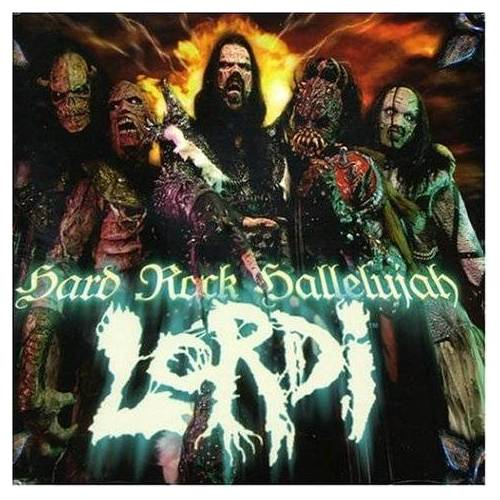 Lordi - Hard Rock Hallelujah - Preis vom 24.02.2021 06:00:20 h