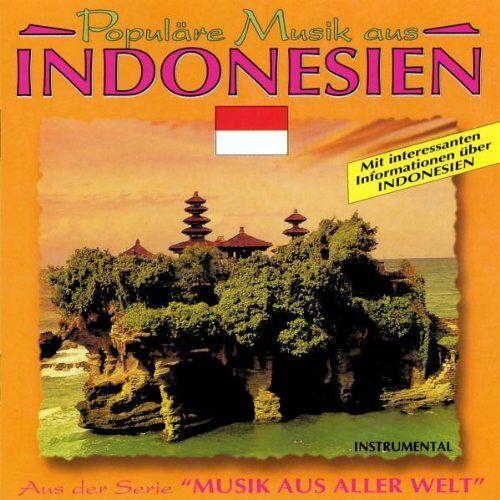 Orig.Indonesian Krontjong Sere - Populäre Musik aus Indonesien - Preis vom 16.05.2021 04:43:40 h