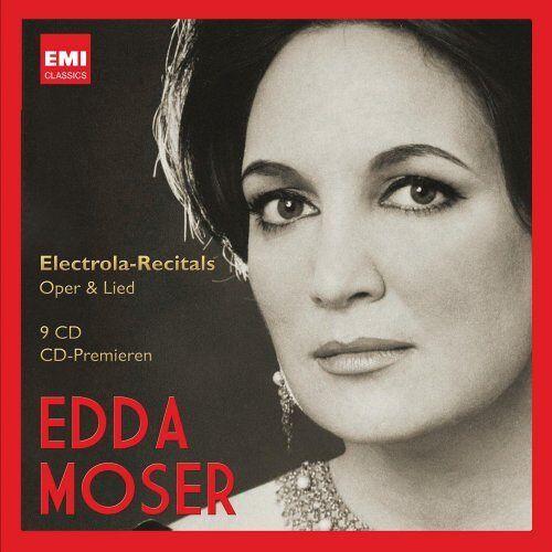 Moser - Edda Moser-Lied & Oper - Preis vom 18.10.2020 04:52:00 h