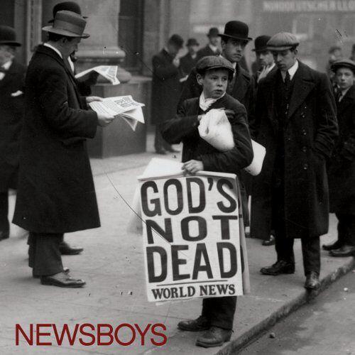 Newsboys - God's Not Dead - Preis vom 30.05.2020 05:03:23 h