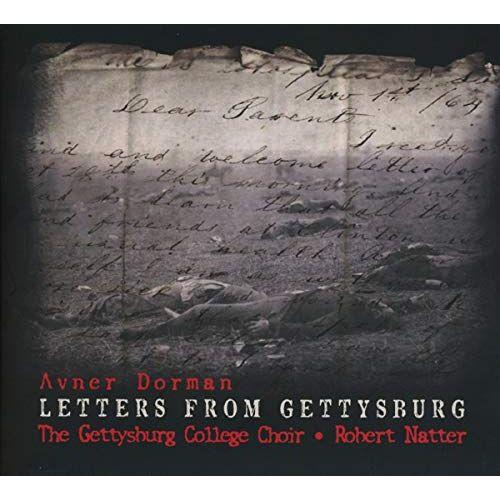 Gettysburg College Choir - Dorman: Letters from Gettysburg - Preis vom 15.04.2021 04:51:42 h