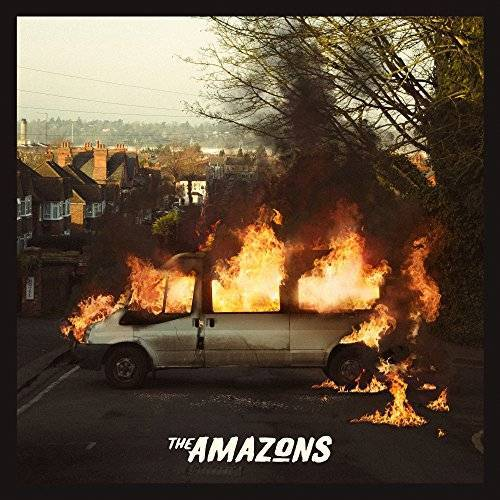 The Amazons - The Amazons (Deluxe Edt.) - Preis vom 08.04.2020 04:59:40 h