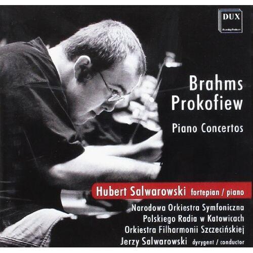 Salwarowski - Bramhs/Profofiev:Klavierkonzerte - Preis vom 20.10.2020 04:55:35 h