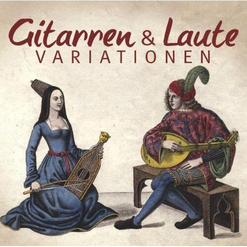 Various - Gitarren & Laute Variationen - Preis vom 18.01.2021 06:04:29 h