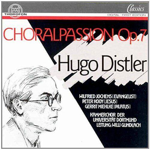 Willi Gundlach - Choralpassion - Preis vom 24.02.2021 06:00:20 h