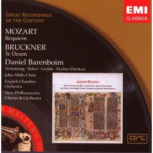 Daniel Barenboim - Requiem/Te Deum - Preis vom 01.06.2020 05:03:22 h