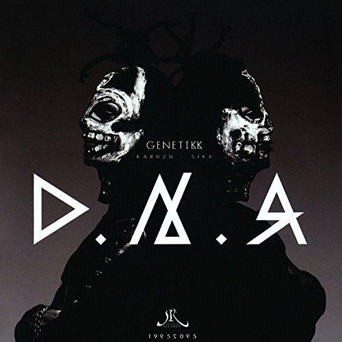 Genetikk - D.N.A. - Preis vom 28.02.2021 06:03:40 h
