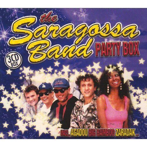 Saragossa Band - Saragossa Party Power - Preis vom 13.05.2021 04:51:36 h