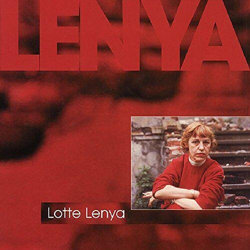 Lotte Lenya - Lenya 11-CD & Book/Buch - Preis vom 17.04.2021 04:51:59 h