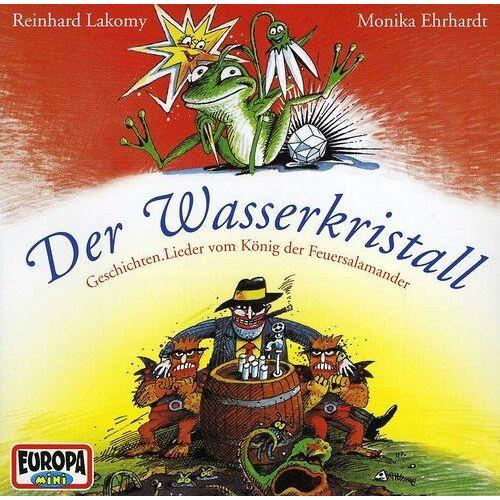 Reinhard Lakomy - Der Wasserkristall - Preis vom 09.08.2020 04:47:12 h