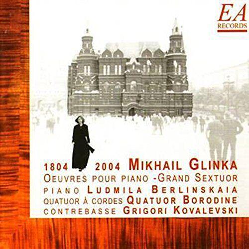 Glinka:Complete Solo Piano Wor - Preis vom 10.04.2021 04:53:14 h