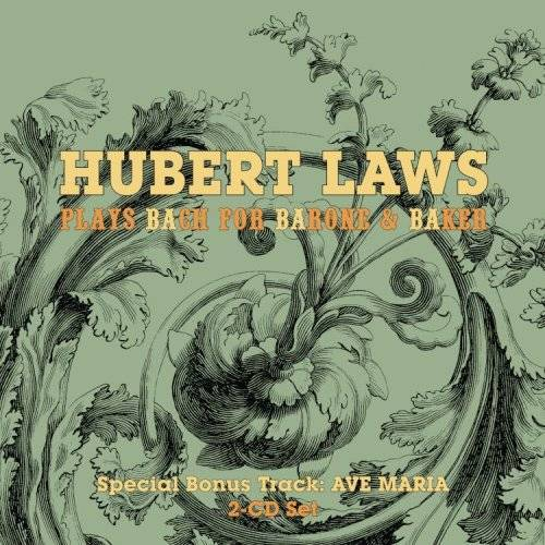 Hubert Laws - Hubert Laws Plays Bach - Preis vom 25.02.2021 06:08:03 h