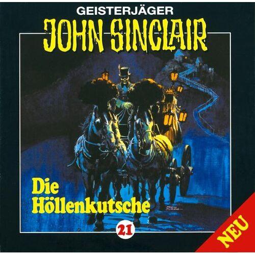 John Sinclair Folge 21 - Die Höllenkutsche - Preis vom 13.10.2019 05:04:03 h