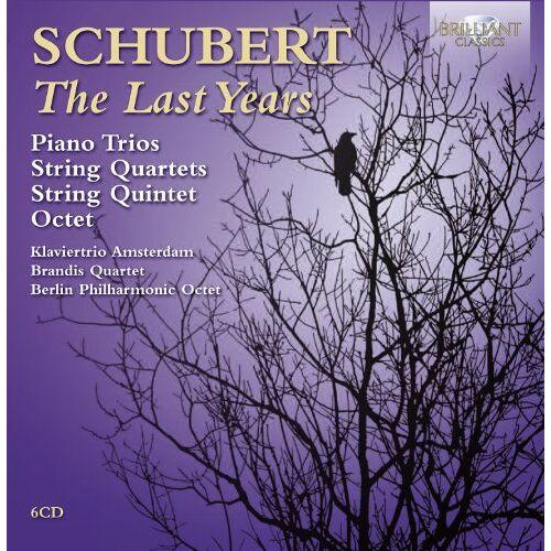 Klaviertrio Amsterdam - Schubert: the Last Years - Preis vom 04.09.2020 04:54:27 h