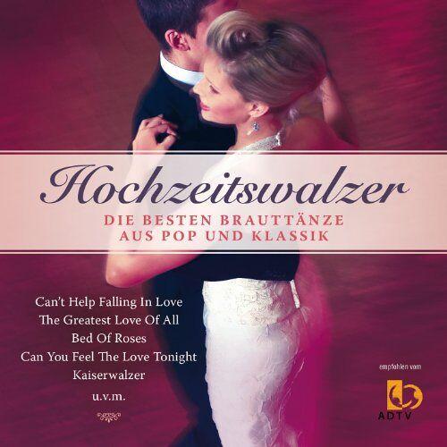 Band4Dancers - HOCHZEITSWALZER - die besten Brauttänze aus Pop und Klassik - Preis vom 25.01.2020 05:58:48 h