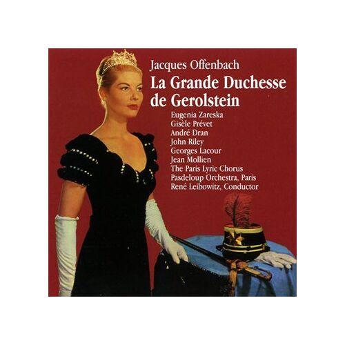 Leibowitz - Grande Duchesse de Gerolstein - Preis vom 09.04.2021 04:50:04 h
