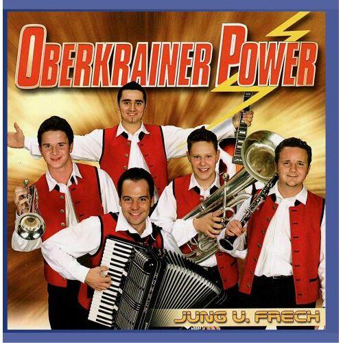 Oberkrainer Power - Jung und Frech - Preis vom 23.02.2021 06:05:19 h