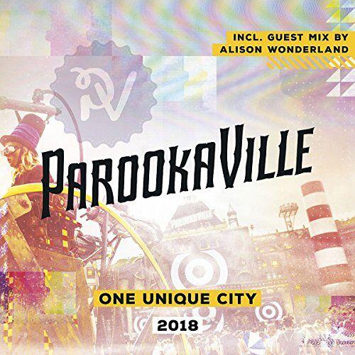 Various - Parookaville 2018 - Preis vom 17.01.2021 06:05:38 h