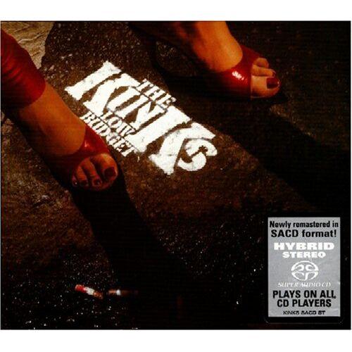 Kinks - Low Budget - Preis vom 25.02.2021 06:08:03 h