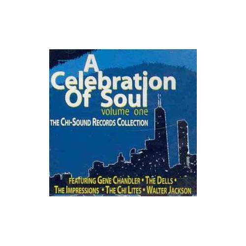 Va-Celebration of Soul - Celebration of Soul, a Vol 1 - Preis vom 23.02.2021 06:05:19 h