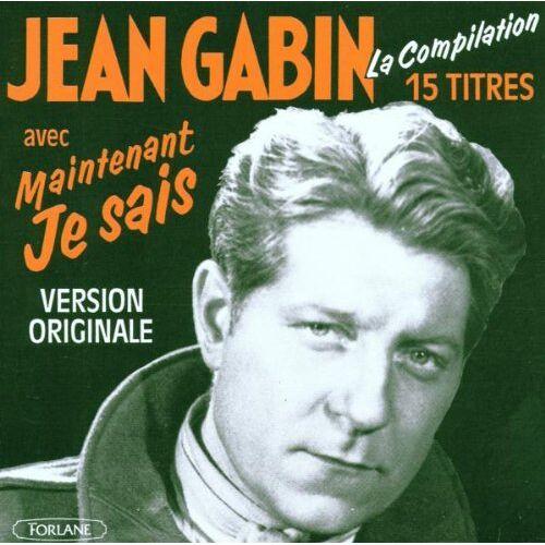 Jean Gabin - Jean Gabin,Maintenant Je Sais - Preis vom 27.02.2021 06:04:24 h