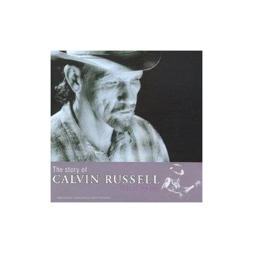 Calvin Russell - This Is My Life: The Story of Calvin Russell - Preis vom 20.10.2020 04:55:35 h