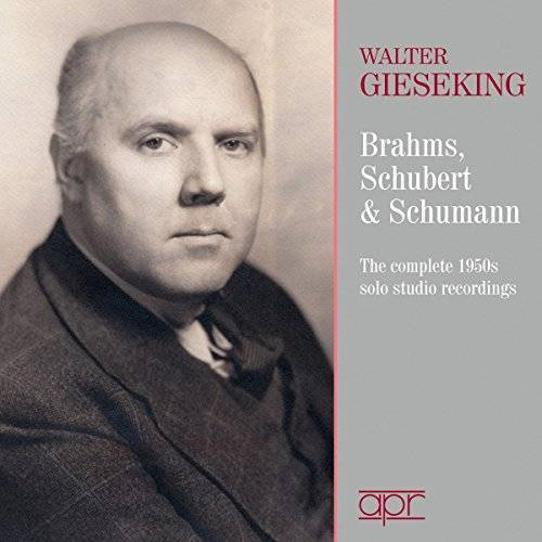 Walter Gieseking - Gieseking: The 1950s solo studio recordings - Preis vom 05.09.2020 04:49:05 h