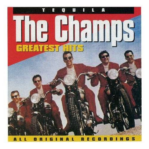 Champs - Greatest Hits-Tequila - Preis vom 15.01.2021 06:07:28 h