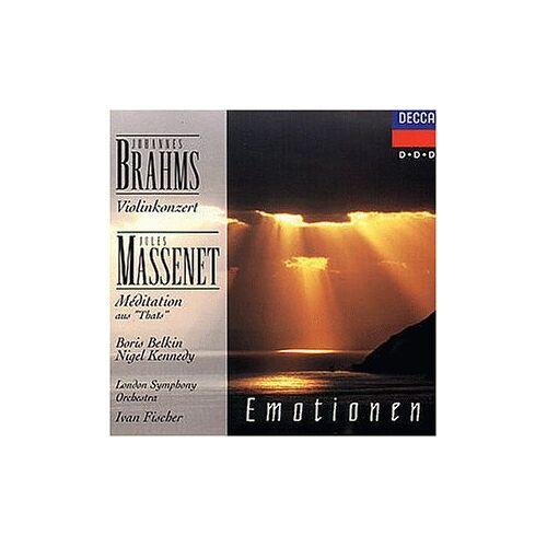 Belkin - Vico/Massenet - Preis vom 29.10.2020 05:58:25 h