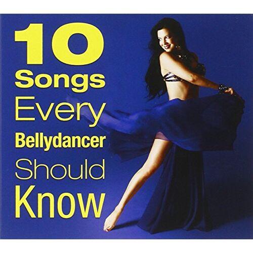 10 Songs Every Bellydancer Sho - Ten Songs Every Bellydancer Sh - Preis vom 12.05.2021 04:50:50 h