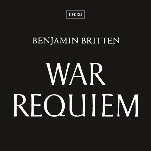 Vishnevskaya - Britten War Requiem (Special Edition 2 CDs + Blu-Ray Audio) - Preis vom 14.01.2021 05:56:14 h