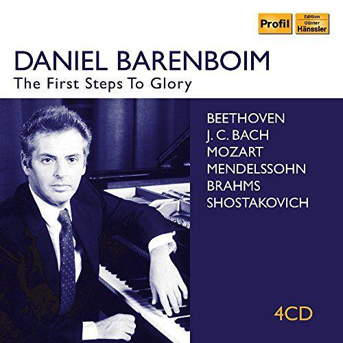 Daniel Barenboim - Barenboim: the First Step of Glory - Preis vom 01.06.2020 05:03:22 h