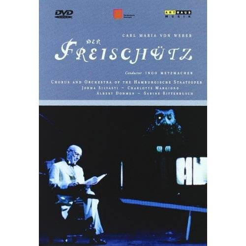 Felix Breisach - Weber, Carl Maria von - Der Freischütz - Preis vom 11.05.2021 04:49:30 h