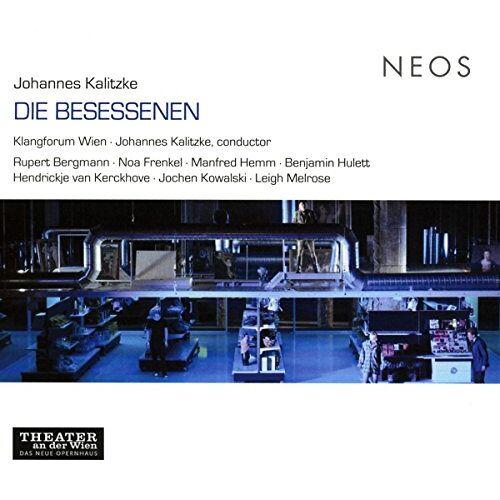 Klangforum Wien - Die Besessenen - Preis vom 03.05.2021 04:57:00 h