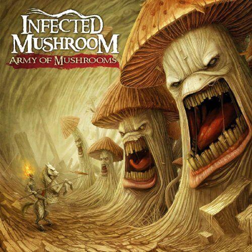 Infected Mushroom - Army of Mushrooms - Preis vom 25.01.2021 05:57:21 h